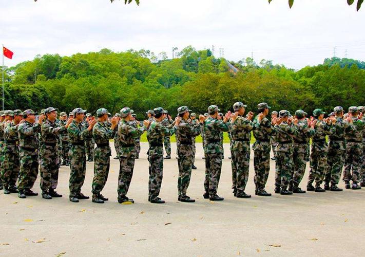 单位团队拓展训练